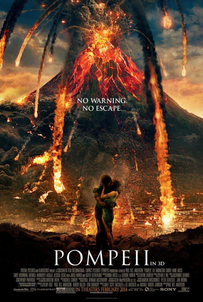 Pôster de Pompeia
