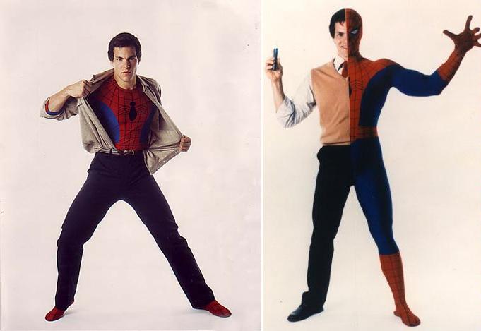 Leva spider-man