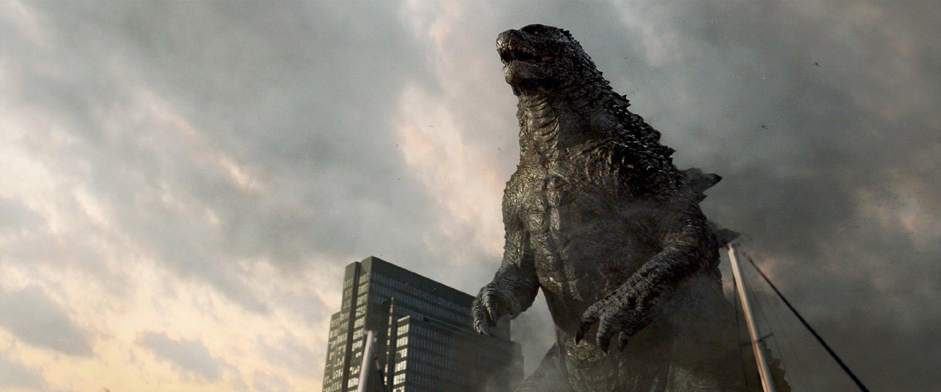 Godzilla gordo