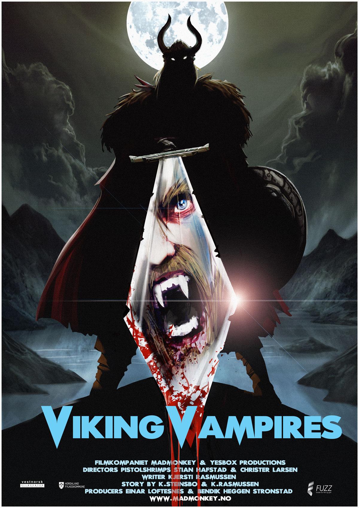 Viking Vampire