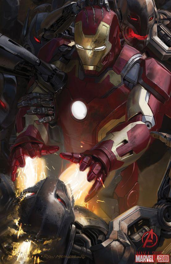Vingadores Homem de Ferro