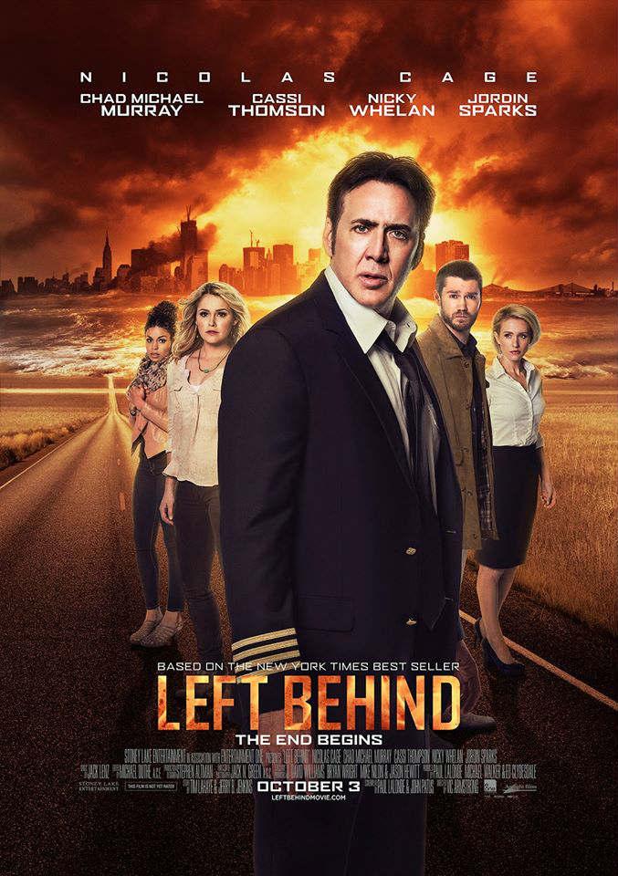 Left Behind Poster