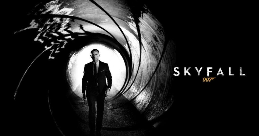 007 skyfall