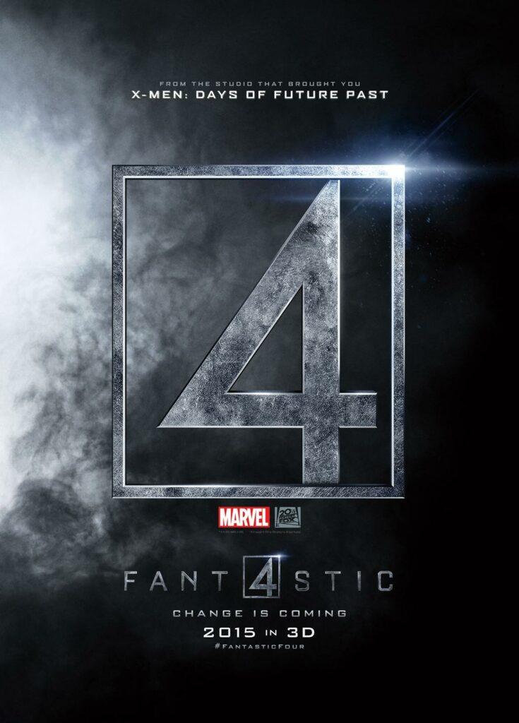 Poster Quarteto Fantástico