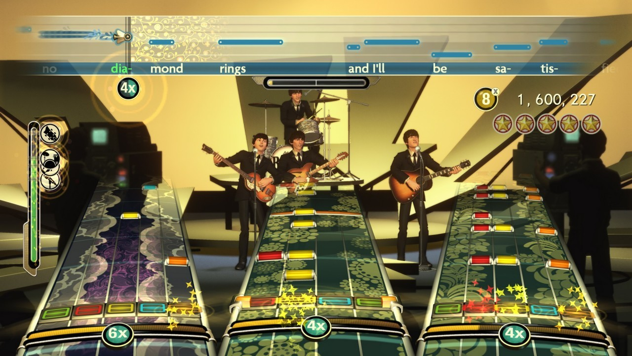 The beatles rock band wii dlc download content