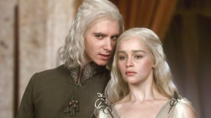 Paquito e Daenerys