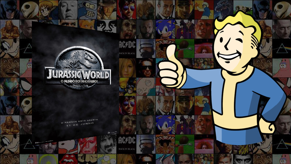Reviews aprovado Jurassic World