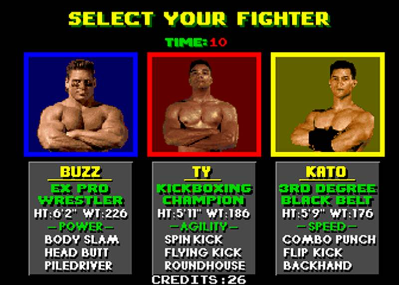 pit-fighter 3