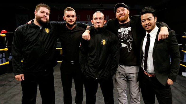NXT Five
