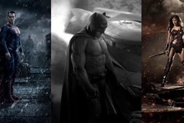 Batman superman mulher maravilha