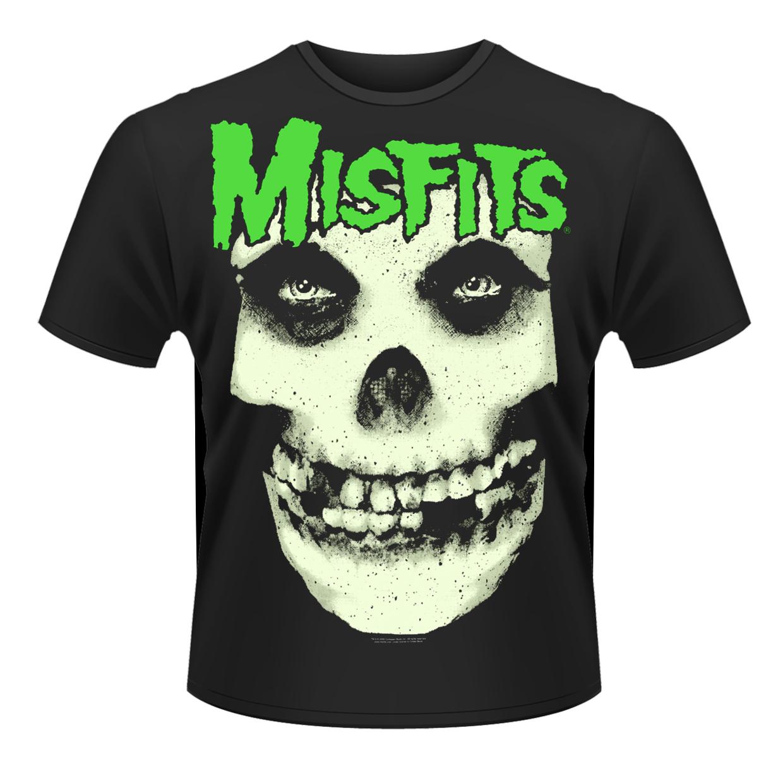 Misfits Camiseta