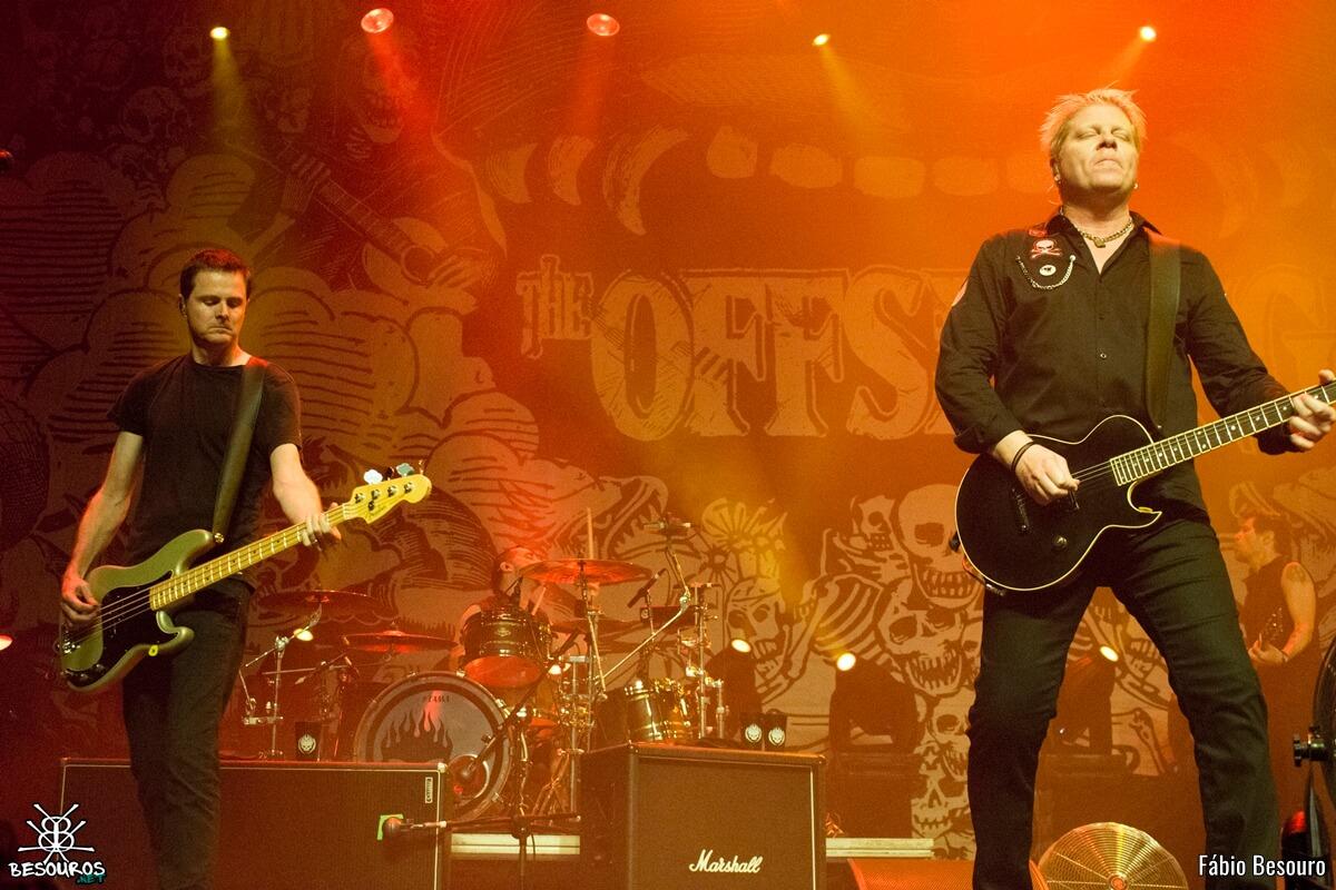 The Offspring (Foto: Reprodução/Fabio Besouro)