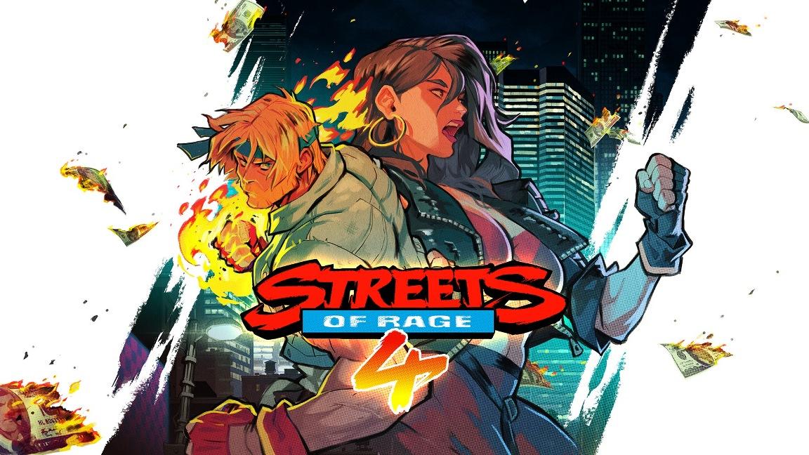 O mundo começa a entrar nos eixos pois Streets of Rage 4 finalmente foi anunciado