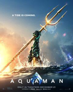 Aquaman Pôster