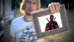 Deadpool Nickelback
