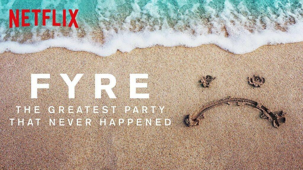 Fyre Festival Netflix