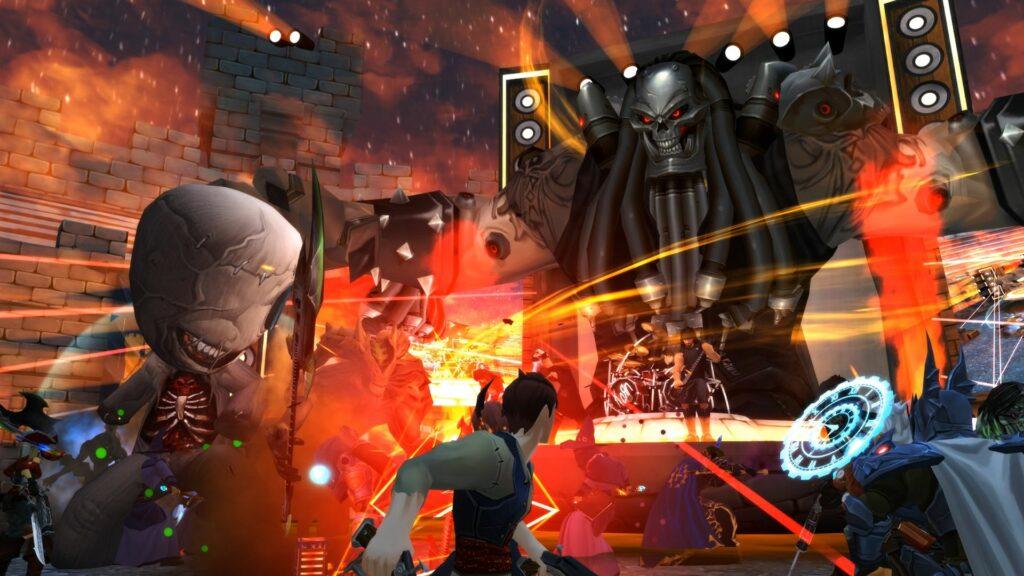 Korn AdventureQuest 3D