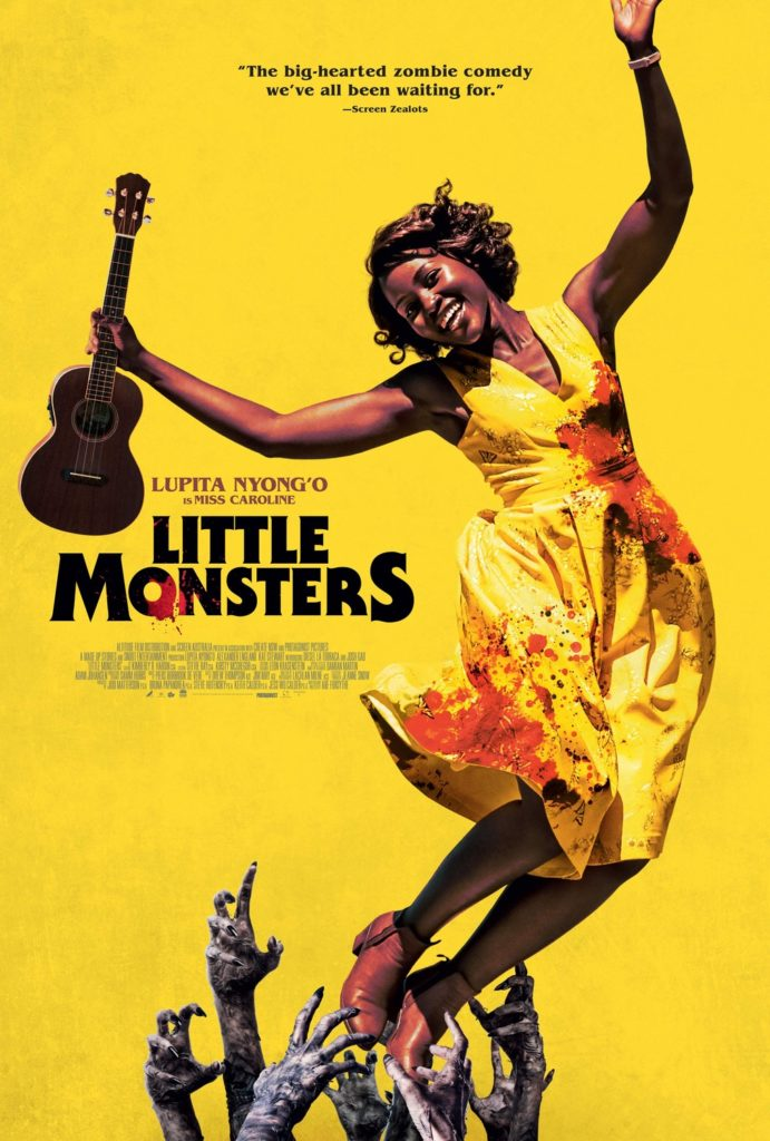 Little Monsters Pôster