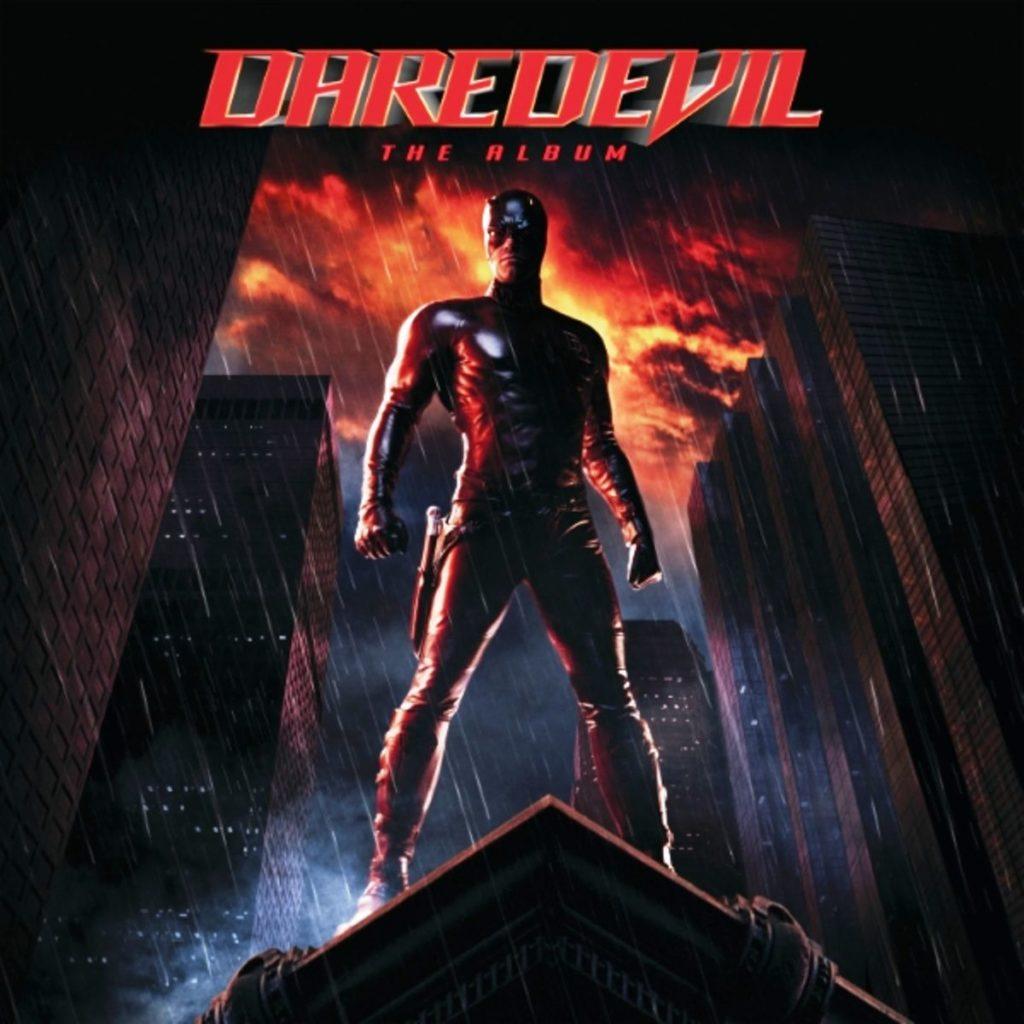 Daredevil trilha sonora marvel